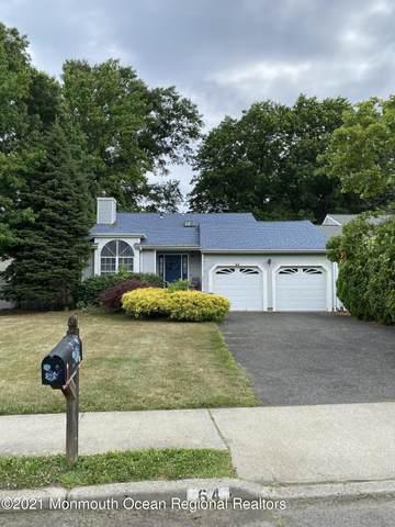 64 Bonnie Drive #1, Middletown, NJ 07748 (MLS #22120341) :: Corcoran Baer & McIntosh