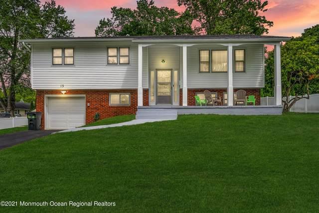 13 Juniper Avenue, Manalapan, NJ 07726 (MLS #22120369) :: Kiliszek Real Estate Experts