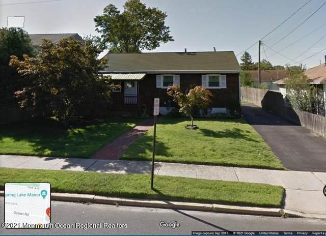 613 Ocean Road, Spring Lake Heights, NJ 07762 (MLS #22120372) :: The Ventre Team