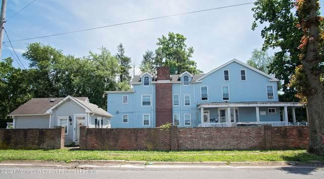 57 South Street, Freehold, NJ 07728 (MLS #22120374) :: William Hagan Group