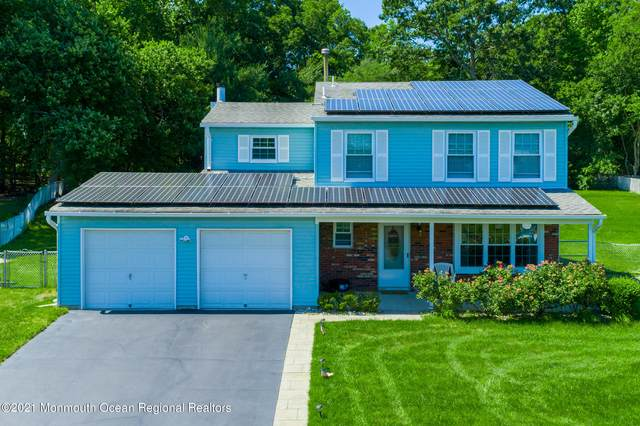 14 Yellowstone Lane, Howell, NJ 07731 (MLS #22120442) :: The MEEHAN Group of RE/MAX New Beginnings Realty
