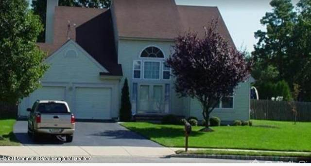 27 Thousand Oaks Terrace, Howell, NJ 07731 (MLS #22120499) :: Corcoran Baer & McIntosh