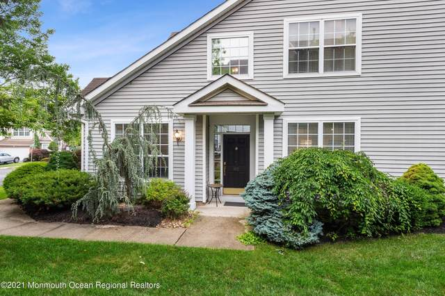162 Nathan Drive, Morganville, NJ 07751 (MLS #22120527) :: The MEEHAN Group of RE/MAX New Beginnings Realty