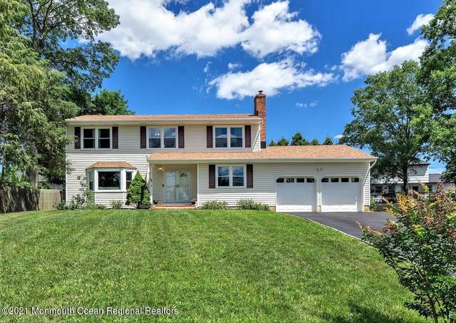 140 Joanna Drive, Toms River, NJ 08753 (MLS #22120549) :: The MEEHAN Group of RE/MAX New Beginnings Realty