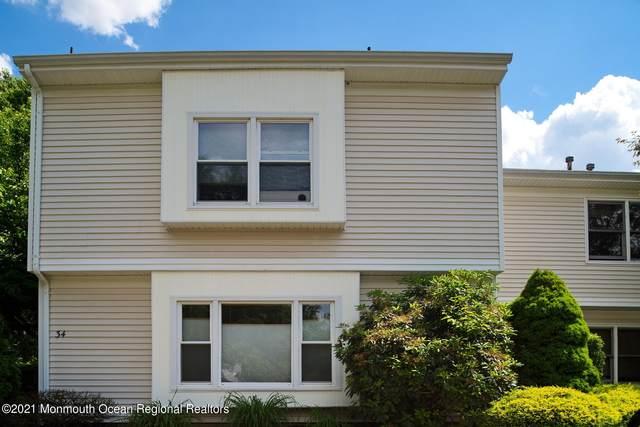 34 Dallenbach Lane, East Brunswick, NJ 08816 (MLS #22120638) :: Team Gio   RE/MAX