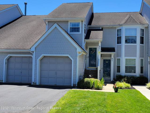 92 Poplar Place, Freehold, NJ 07728 (MLS #22120662) :: The MEEHAN Group of RE/MAX New Beginnings Realty