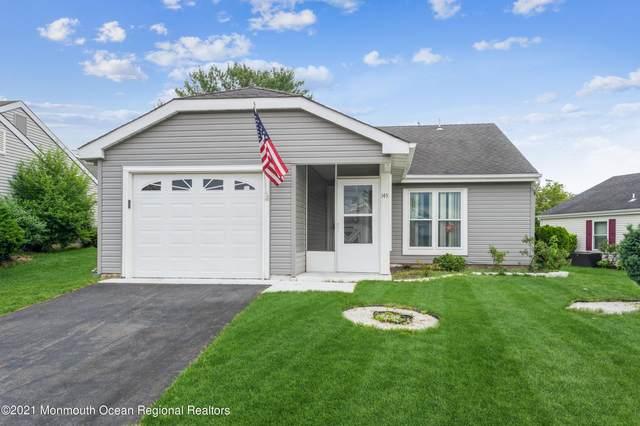 145 Buckingham Drive N, Manchester, NJ 08759 (MLS #22120736) :: Kiliszek Real Estate Experts