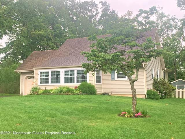 695 Northstream Drive, Toms River, NJ 08753 (MLS #22120744) :: The MEEHAN Group of RE/MAX New Beginnings Realty