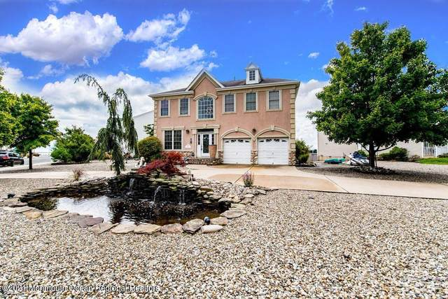 19 Bowsprit Drive, Bayville, NJ 08721 (MLS #22120746) :: The MEEHAN Group of RE/MAX New Beginnings Realty