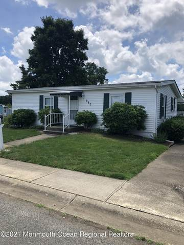 643 Dede Drive, Freehold, NJ 07728 (MLS #22120750) :: The MEEHAN Group of RE/MAX New Beginnings Realty