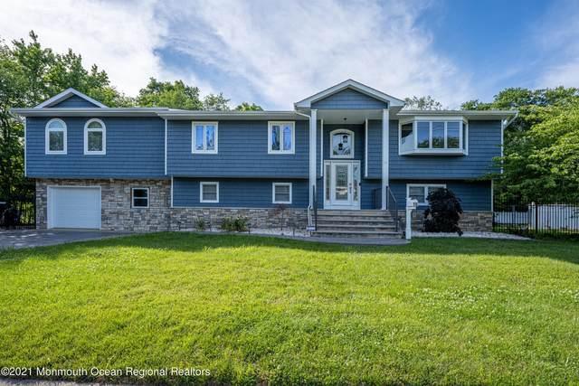 10 Sylvan Boulevard, Howell, NJ 07731 (MLS #22120751) :: Kiliszek Real Estate Experts