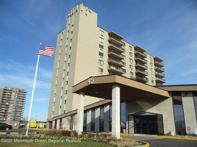 45 Ocean Avenue 10L, Monmouth Beach, NJ 07750 (MLS #22120816) :: William Hagan Group