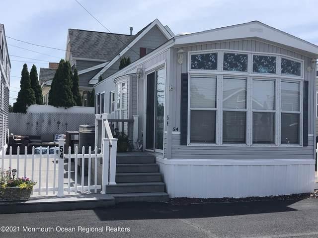 54 15th Avenue, Seaside Park, NJ 08752 (MLS #22120822) :: The Sikora Group