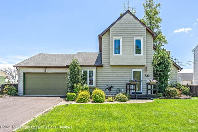 723 Capstan Drive, Forked River, NJ 08731 (MLS #22120895) :: The Sikora Group