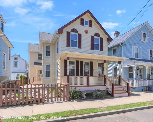 106 Mount Carmel Way, Ocean Grove, NJ 07756 (MLS #22120919) :: The MEEHAN Group of RE/MAX New Beginnings Realty