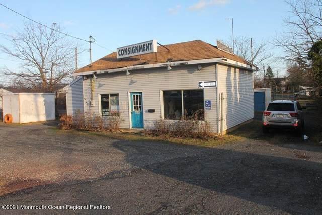 855 Route 70, Brick, NJ 08724 (MLS #22120942) :: The MEEHAN Group of RE/MAX New Beginnings Realty