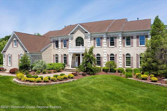 3 Summer Drive, Freehold, NJ 07728 (MLS #22120969) :: The CG Group | RE/MAX Revolution