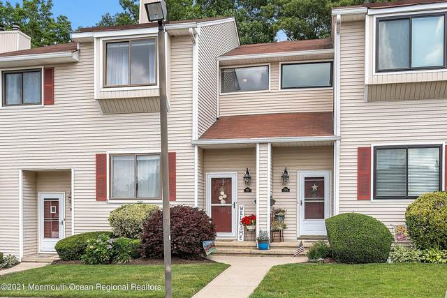 226 Clubhouse Drive, Middletown, NJ 07748 (MLS #22120980) :: The MEEHAN Group of RE/MAX New Beginnings Realty
