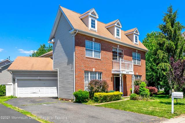17 Jason Court, Morganville, NJ 07751 (MLS #22120987) :: The MEEHAN Group of RE/MAX New Beginnings Realty