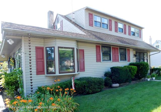 125 Truman Drive, Brick, NJ 08724 (MLS #22121029) :: The Sikora Group