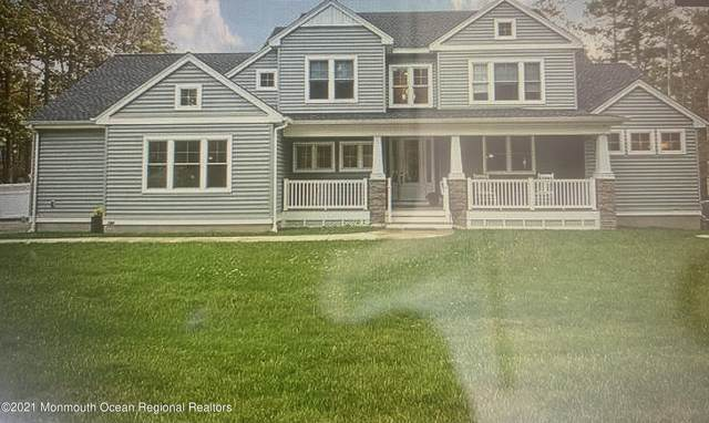 158 Mary Bell Road, Manahawkin, NJ 08050 (MLS #22121084) :: The Sikora Group