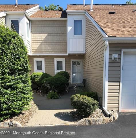 60 Cedar Avenue #18, Long Branch, NJ 07740 (MLS #22121172) :: The MEEHAN Group of RE/MAX New Beginnings Realty