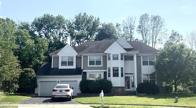 31 Yardley Manor Drive, Matawan, NJ 07747 (MLS #22121351) :: The Sikora Group