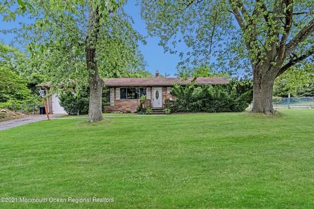 16 Double Trouble Road, Toms River, NJ 08757 (MLS #22121419) :: The Dekanski Home Selling Team