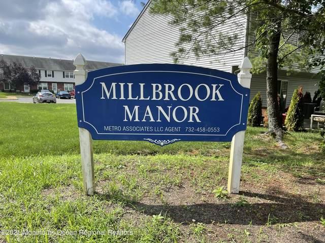 1042 Sawmill Road #45, Brick, NJ 08724 (MLS #22121469) :: Corcoran Baer & McIntosh