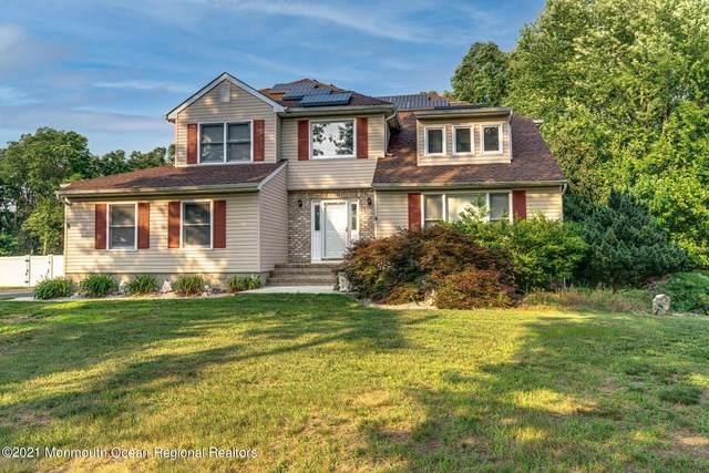 8 Stillwells Corner Road, Freehold, NJ 07728 (MLS #22121472) :: Corcoran Baer & McIntosh