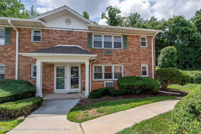 96 East Avenue #82, Atlantic Highlands, NJ 07716 (MLS #22121538) :: William Hagan Group