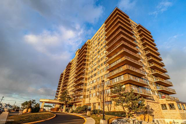 55 Ocean Avenue 8K, Monmouth Beach, NJ 07750 (MLS #22121542) :: The CG Group | RE/MAX Revolution