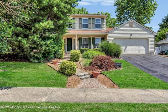 23 Marc Drive, Howell, NJ 07731 (MLS #22121568) :: The MEEHAN Group of RE/MAX New Beginnings Realty