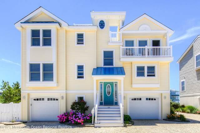 110 W Osborn Avenue, Long Beach Twp, NJ 08008 (MLS #22121606) :: The MEEHAN Group of RE/MAX New Beginnings Realty