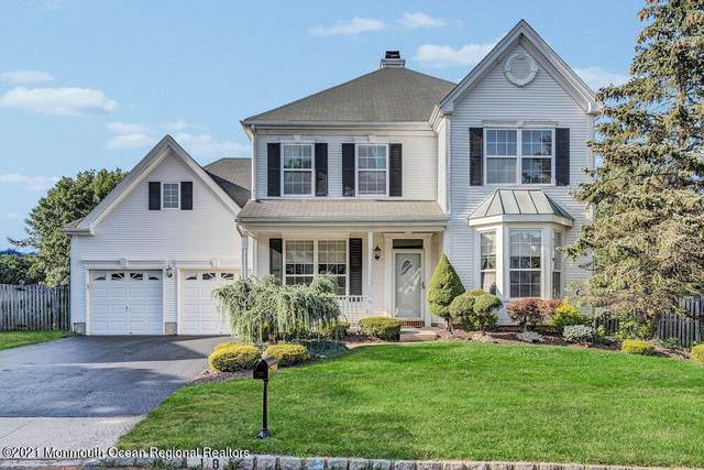 18 Petra Drive, Morganville, NJ 07751 (MLS #22121618) :: The MEEHAN Group of RE/MAX New Beginnings Realty