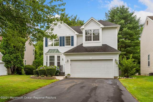 4 Jamestown Pass, Colts Neck, NJ 07722 (MLS #22121649) :: The MEEHAN Group of RE/MAX New Beginnings Realty