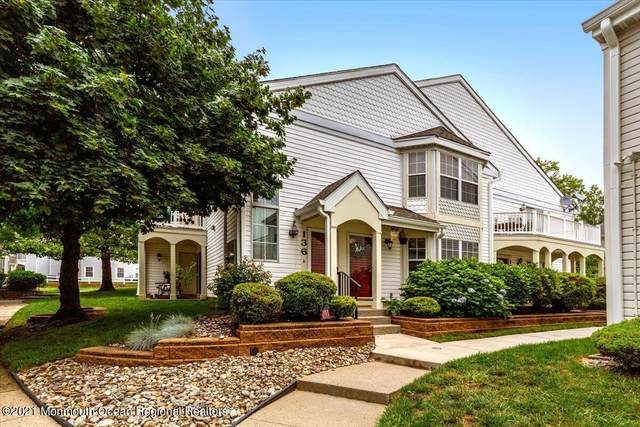 135 Tulip Lane, Freehold, NJ 07728 (MLS #22121751) :: The MEEHAN Group of RE/MAX New Beginnings Realty
