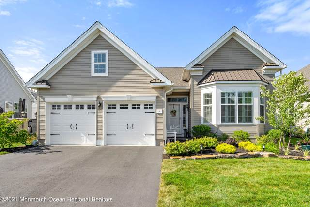 4 Holbrooke Drive, Forked River, NJ 08731 (MLS #22121779) :: The MEEHAN Group of RE/MAX New Beginnings Realty
