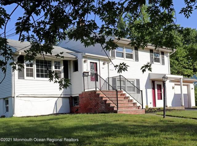 58 Maida Terrace, Red Bank, NJ 07701 (MLS #22121780) :: The MEEHAN Group of RE/MAX New Beginnings Realty