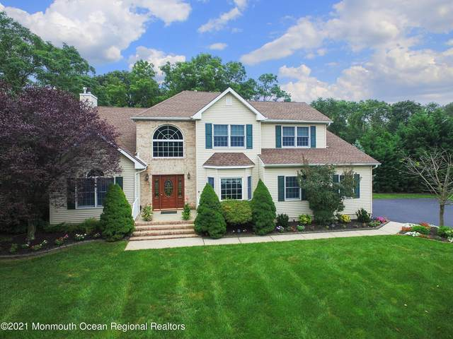 1914 Hunters Lane, Wall, NJ 07719 (MLS #22121803) :: Kiliszek Real Estate Experts