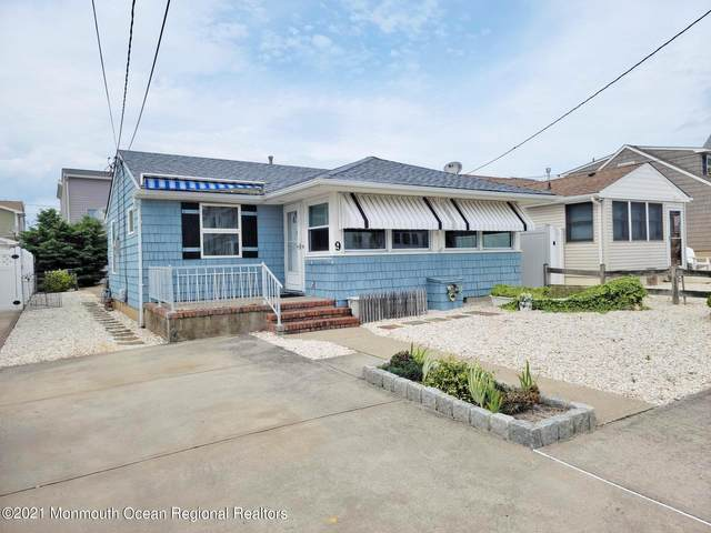 9 Haddonfield Avenue, Lavallette, NJ 08735 (MLS #22121816) :: The MEEHAN Group of RE/MAX New Beginnings Realty