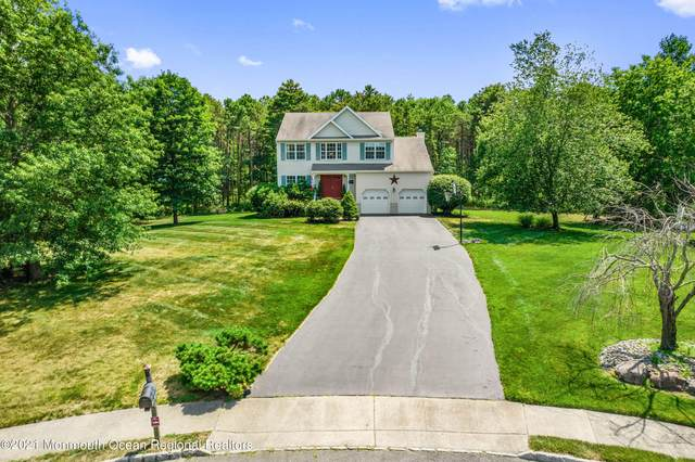 5 Candy Court, Jackson, NJ 08527 (MLS #22121817) :: The MEEHAN Group of RE/MAX New Beginnings Realty