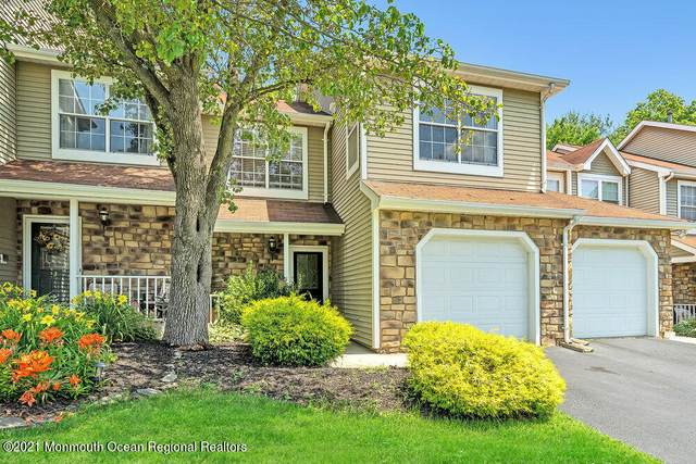 5 Saddle Court, Tinton Falls, NJ 07753 (MLS #22121843) :: The MEEHAN Group of RE/MAX New Beginnings Realty