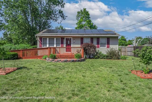 13 Carnegie Street, Toms River, NJ 08757 (MLS #22121845) :: The Dekanski Home Selling Team