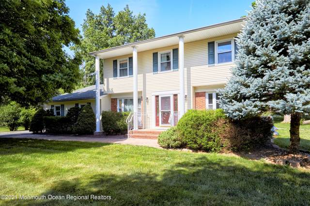 39 Parkside Avenue, Freehold, NJ 07728 (MLS #22121861) :: Team Pagano