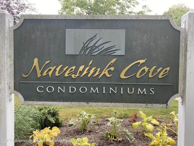 96 East Avenue #9, Atlantic Highlands, NJ 07716 (MLS #22121959) :: Corcoran Baer & McIntosh