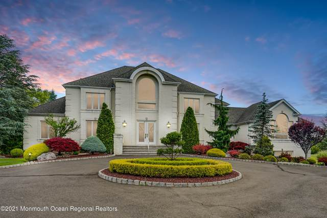 15 Igoe Road, Morganville, NJ 07751 (MLS #22121983) :: The MEEHAN Group of RE/MAX New Beginnings Realty