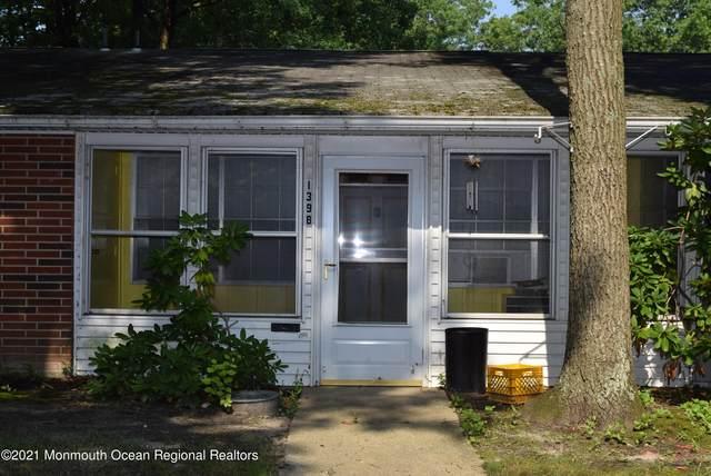 139 B Farrington Court, Lakewood, NJ 08701 (MLS #22122006) :: The MEEHAN Group of RE/MAX New Beginnings Realty