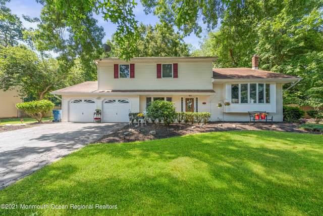 23 Duncan Drive, Morganville, NJ 07751 (MLS #22122064) :: Kiliszek Real Estate Experts