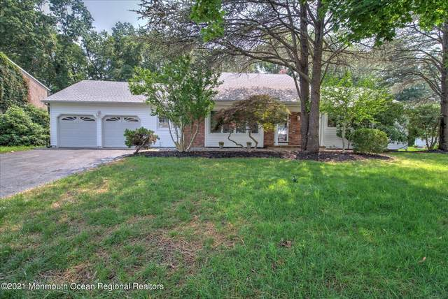 29 Duncan Drive, Morganville, NJ 07751 (MLS #22122083) :: The MEEHAN Group of RE/MAX New Beginnings Realty